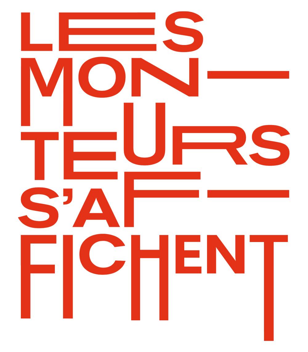 Affiche de la première édition du festival